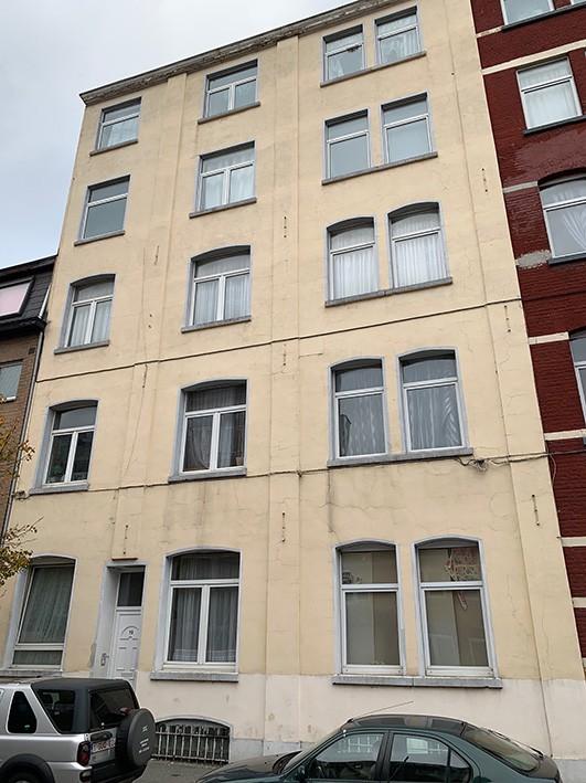 L'appartement au rdc.