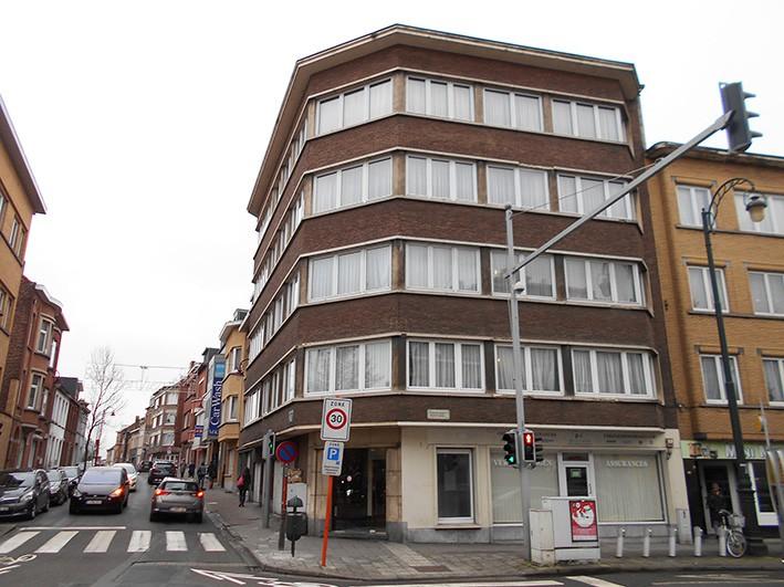 L'appartement au 2e étage