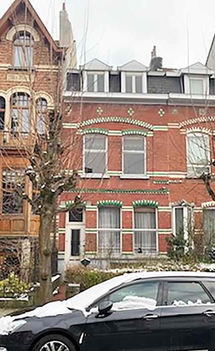 Maison unifamilale avec jardin