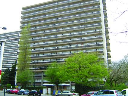 Appartement A.2. au 2e étage