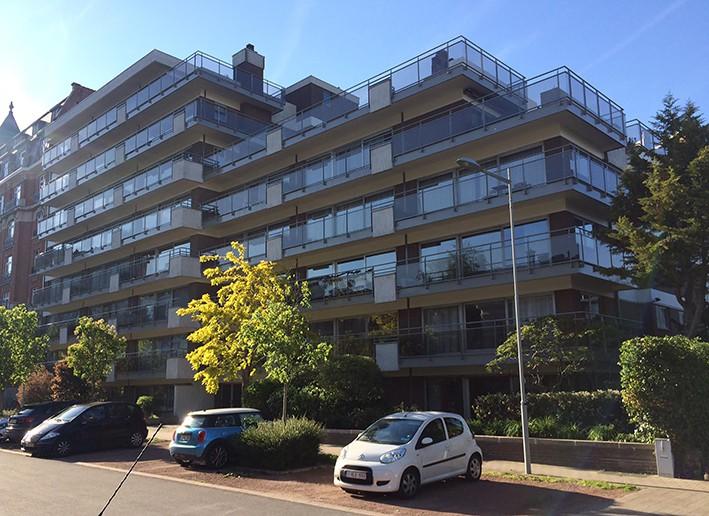 Lot 1: Appartement avec belle terrasse