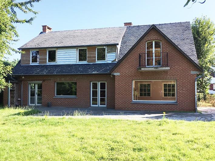Villa à rénover avec jardin