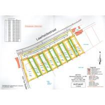 Lot 3 : Une parcelle de terrain à bâtir