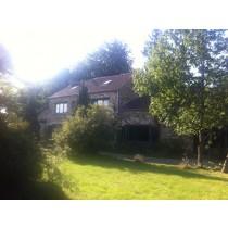 Maison (à rénover) avec piscine ext. et jardin - Vue dégagée