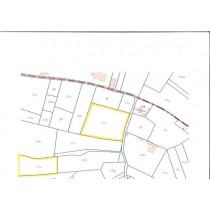 Lot 1 : Une parcelle de terre & Lot 2 : Une parcelle de terre enclavée