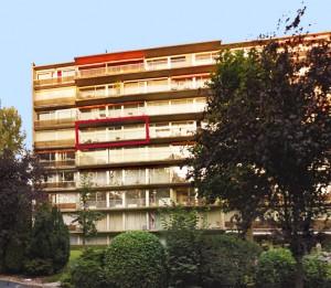 Appartement CA5 au 5e étage