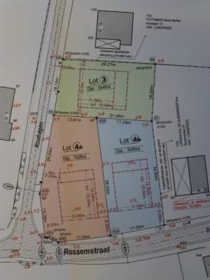 Koop 1 : Een perceel bouwgrond