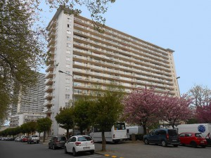Appartement (63A - type I) 16e étage