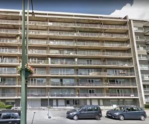 Un appartement au 8e étage