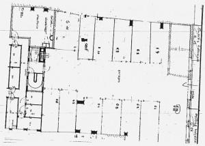 2 emplacements de parkings (E10 - E8) et 1 emplacement (E12)