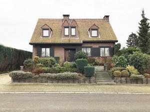 Rustig maar centraal gelegen villa